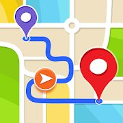 Скачать Free GPS Navigation & Maps, Directions версия 3.1 apk на Андроид - Без Рекламы