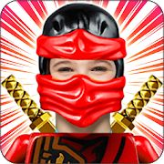 Скачать Super Ninja Mask Photo Editor версия 1.4 apk на Андроид - Без Рекламы